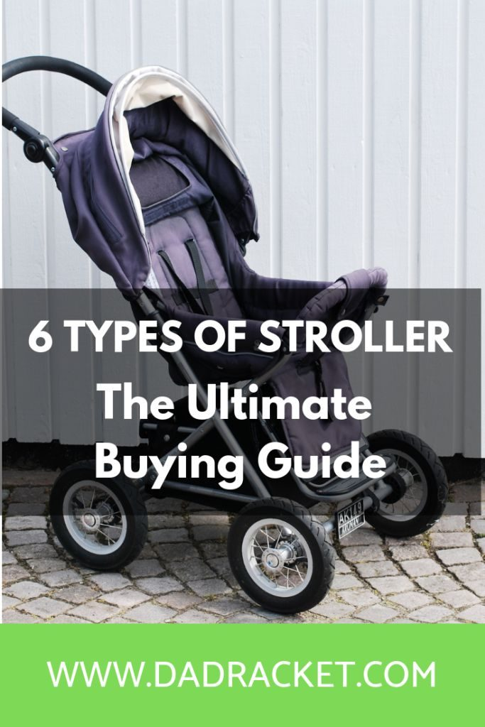 six types of stroller