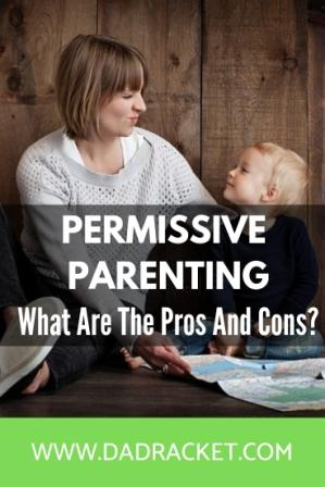 What are the pros and cons of permissive parenting? In this article you'll learn the advantages and disadvantages of this parenting style