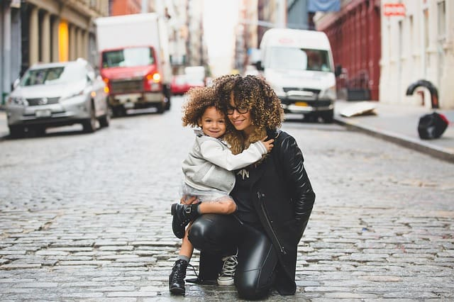 ,mum and daughter photo