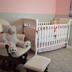 Setting Up A Baby Nursery For The First Time