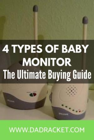 four types of baby monitor - the ultimate buying guide