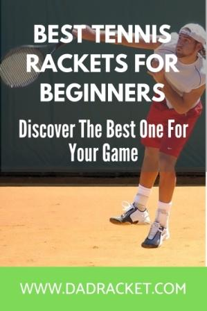 Here are some of the best tennis rackets for beginners, looking at the pros and cons of each.