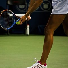 Who Serves First in Tennis?