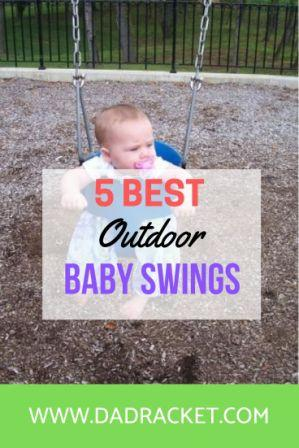 Detailed reviews of the best outdoor baby swings available on the market today
