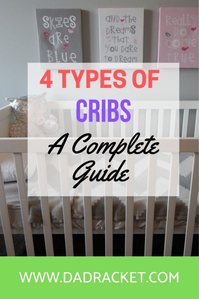 Need a crib for your baby's nursery? Check out this detailed guide on all the types of cribs, so you can see what is right for you and your family.