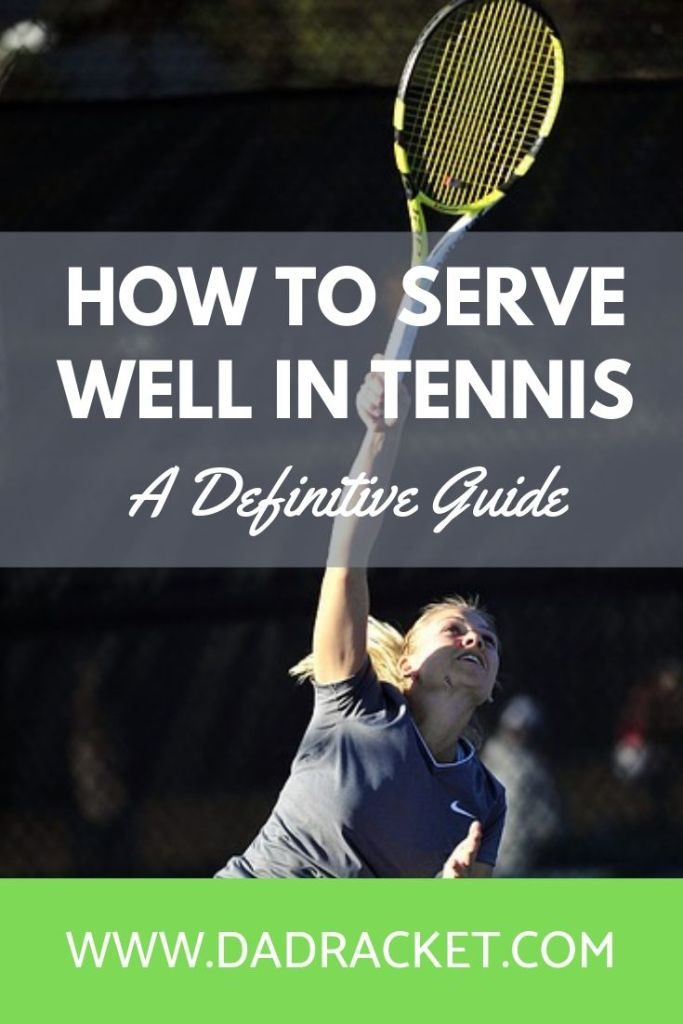 Want to serve well in tennis? Here are some essential tennis serve tips which will improve your game and develop your technique