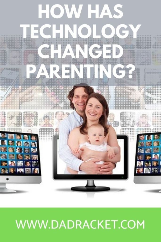 How has technology changed parenting? Here's a look at the pros and cons of using technology in raising children