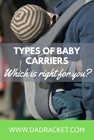 What are the different types of baby carriers? Discover which one is right for you in this article