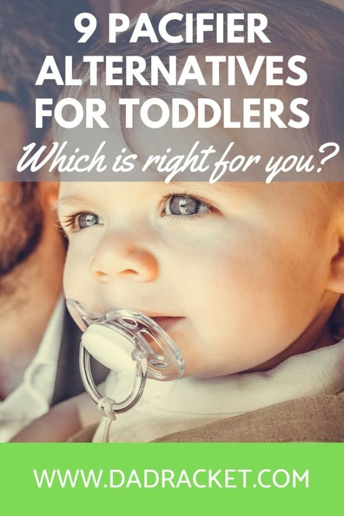 Want to get rid of the dummy? Here are 9 pacifier alternatives for toddlers to help your child get rid of it once and for all.
