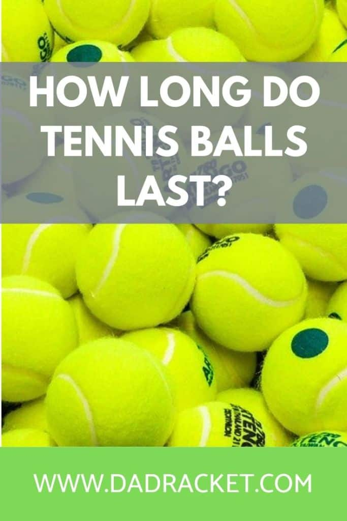 How long do tennis balls last? Check out this article and discover why tennis balls lose their bounce and when you should replace them.