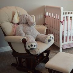 Best Nursery Gliders for Tall Parents