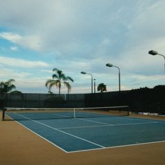 How To Build A Tennis Court