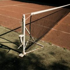 How To Resurface A Tennis Court