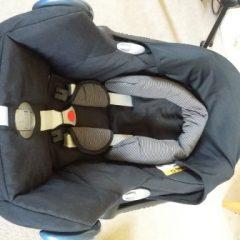 Besafe iZi Go vs Maxi-Cosi Cabriofix Car Seat