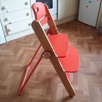 Cosatto Waffle Strudel High Chair
