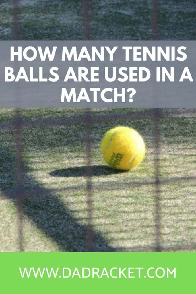 How many tennis balls are used in a match? Check out this article to discover the answer.