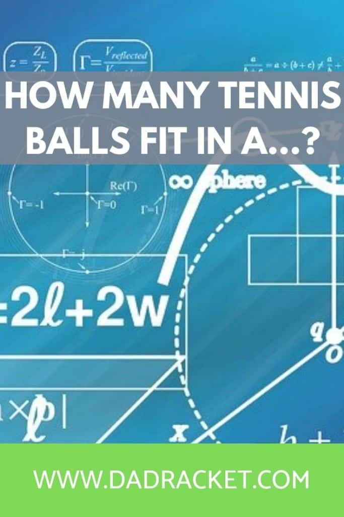 "Ever wondered how to answer the ""How many tennis balls fit in a...?"" type question used in job interviews? In this article, let's look at answering it for various objects."