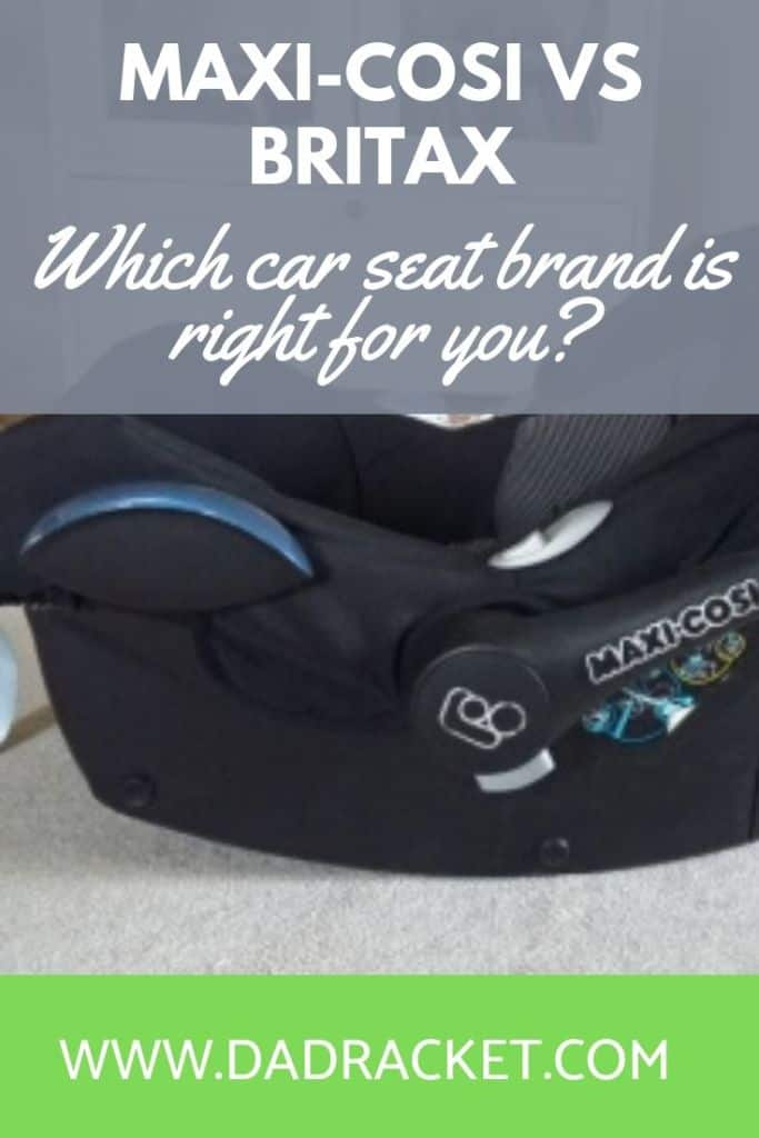 Should you choose a Maxi-Cosi or Britax car seat? Check out this article to learn more.