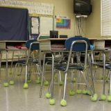 Why Do Teachers Put Tennis Balls On Chairs?